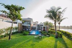 Villas - Swimming pool