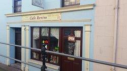 בית קפה מקסים עם אוכל מדהים