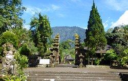 Luhur Batukaru Temple