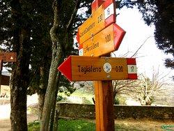 Sentiero Via degli Dei