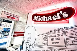 Michael's Chicago Style Red Hots