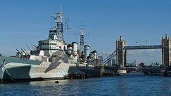 HMS貝爾法斯特博物館