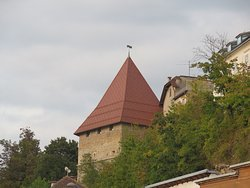 Škrlovec Tower