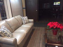 Lobby area, Comfort Inn & Suites, 22 Dracup Ave N, Yorkton, Saskatchewan