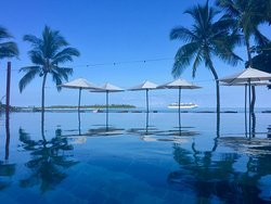 "SOFITEL Fiji is the ""Best in Class"" hotel in Denarau."