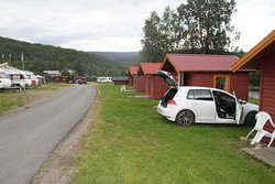 Stromhaug Camping