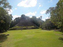 Mayan Ruins at Lamanai