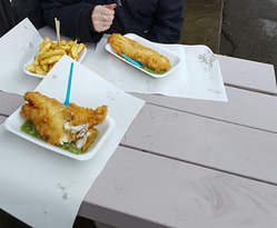 Castleton Fish and Chip Shop