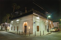 La Revolucion. Comedor de Baja California