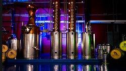Hybrid - Copper Pot Still - Bluebird Distilling