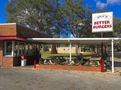 Bev's Better Burgers