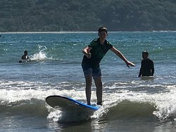 La Isla Surf School in Playa Samara