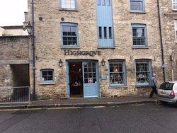 Highgrove Shop Tetbury