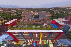 Dash Hotel Seminyak Bali