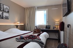 Hotel Inn Design Resto Novo Saint-Brieuc