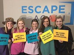 Escape Again Rooms
