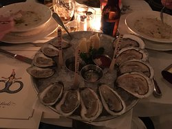 Oysters and the Snowball from Hell