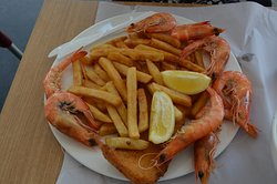 Chevron Island Seafoods