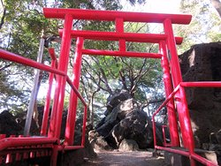 Warikozukainari Shrine