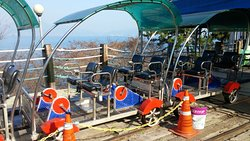 Yeosu Ocean Rail Bike