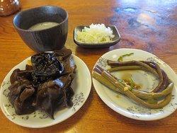 Shichibei Soba Higashine