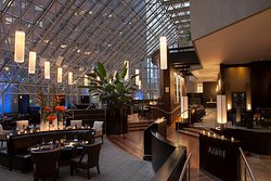 Azure Restaurant & Bar at the Intercontinental Toronto Centre
