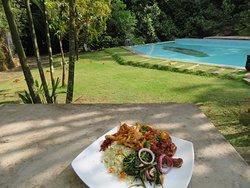 A fabulous treat at Kuruwita Retreat