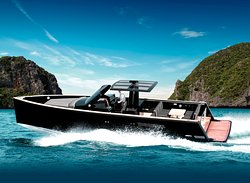 Blue Panther Yacht