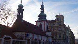Holy Trinity Church in Podskali