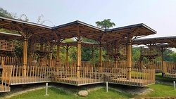 Bamboo Playhouse