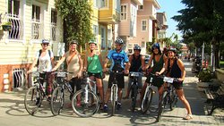 Istanbul On Bike - Tours