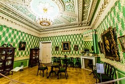 Sheremetevskiy Palace in Museum of Music