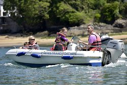 Whitestrand Boat Hire