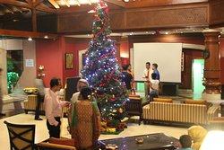 On our December  2016 three week stay  at Taj gateway calicut