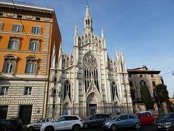 Chiesa Sacro Cuore di Gesu in Prati