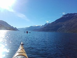 Hardangerfjordkajakk utleige
