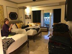 Second room at lady Hamilton
