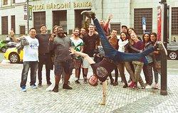 Bananas Prague Free Tour