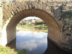 Ruta del Turon: Puente de Molina y Castillo de Turon
