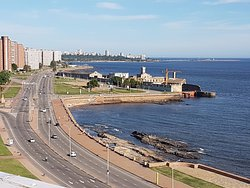 Aleja Rambla de Montevideo