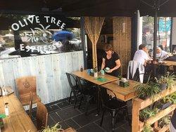 The Olive Tree Espresso Cafe
