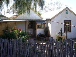 Miner's Cottage and Heritage Garden