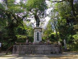 Statue of Taisuke Itagaki