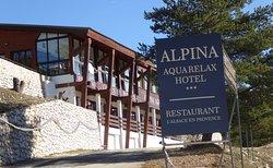 Alpina Aquarelax Hotel