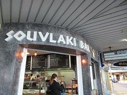 Souvlaki Bar at Brighton
