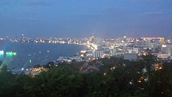Pattaya City Sign - Viewpoint