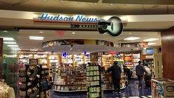 Hudson News & Booksellers