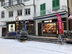 Skiset Wengen