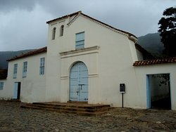 Claustro e Igreja de San Agustín - Instituto von Humboldt