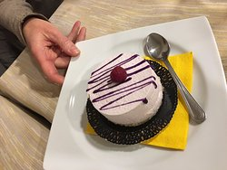 Mousse ai frutti di bosco..ottimo dessert!